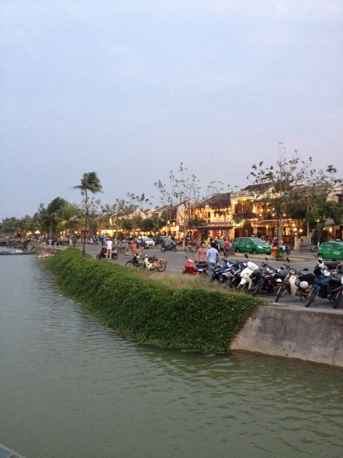 Just another shot of Old Town in Hoi An.
