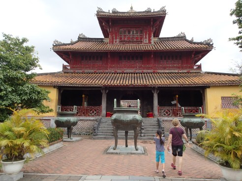 A temple in the Imperial City.